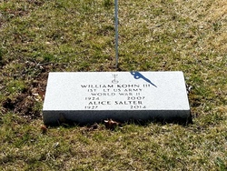 1LT William Kohn, III
