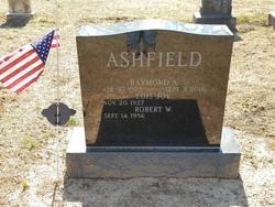 Robert W Ashfield