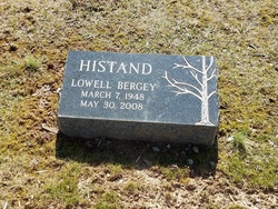 Lowell Bergey Histand