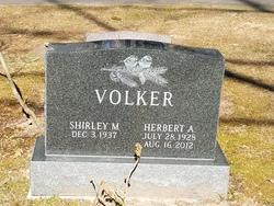 Shirley M Volker