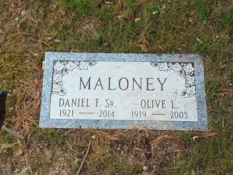 Daniel F. Maloney, Sr.