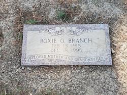 Roxie O. Branch