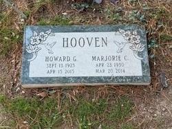 Marjorie C Hooven