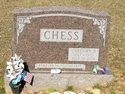 Gregory B Chess