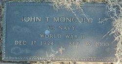 John T Mongold, Jr