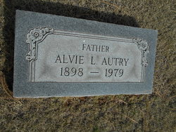 Alvie Lee Autry