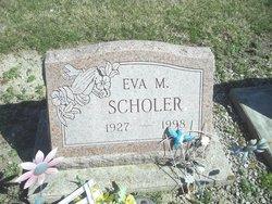 Eva M. Scholer
