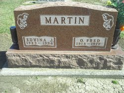 Edwina Jean <I>Bright</I> Martin