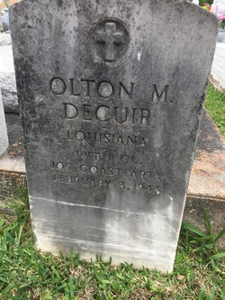 Olton Mitchell DeCuire