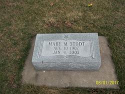 Mary M. Stodt