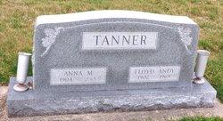 """Floyd Ellis """"Andy"""" Tanner"""