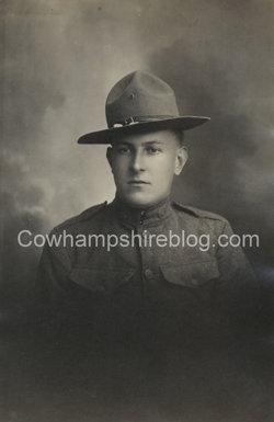 PVT Harold Plummer Nelson