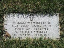 William W Smeltzer, Sr