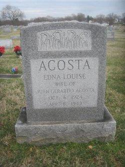 Edna Louise Acosta
