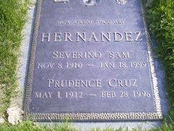 Prudence <I>Cruz</I> Hernandez