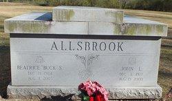 Beatrice S Allsbrook