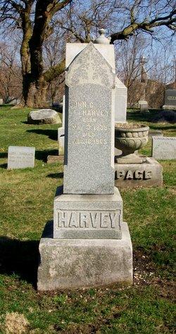 Dr John Gorin Harvey