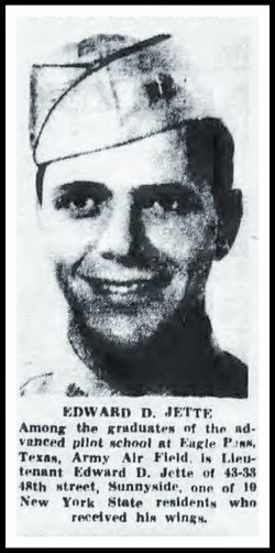 Edward D Jette