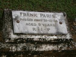 Patrick Francis Paris