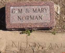 G. M. Norman
