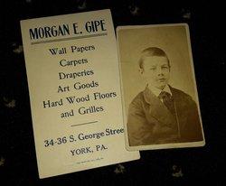 Morgan Eugene Gipe