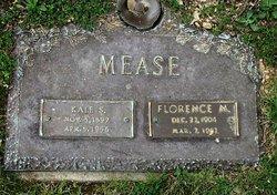 Florence M. <I>Corwell</I> Mease