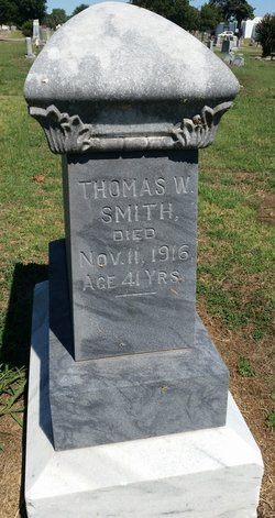 Dr Thomas W Smith