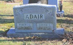 Mrs Vergie Louise <I>Snapp</I> Adair