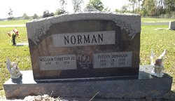 "Evelyn Alice ""Evie"" <I>Donovan</I> Norman"