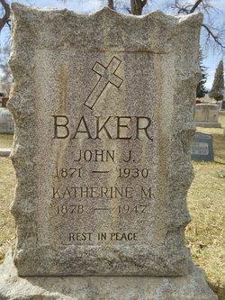 Katherine Kate Greene Baker 1878 1947 Find A Grave