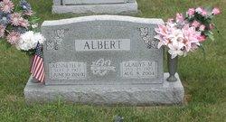 Gladys M. <I>Porter</I> Albert