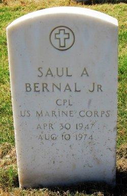 Saul A Bernal, Jr