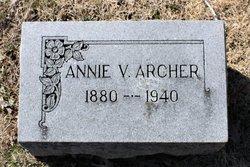 Annie Verbena <I>Bolliger</I> Archer