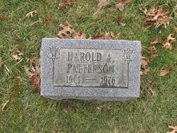 Harold A. Patterson