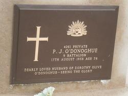 Peter Joseph O'Donoghue