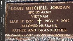 """Louis Mitchell """"Lou"""" Jordan"""