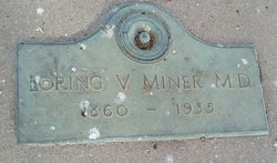 Dr Loring Vinton Miner
