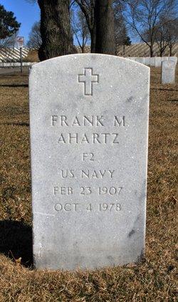 Frank M Ahartz
