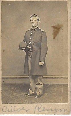 Col Nathaniel Colver Kenyon