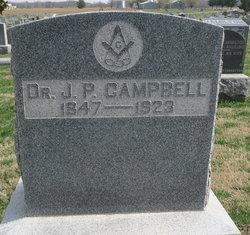 Dr John P. Campbell