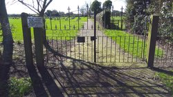 North Scarle End of High Street  Cemetery