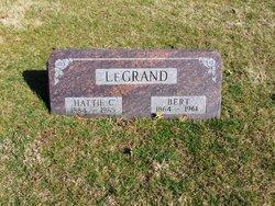 "Newton S. ""Bert"" LeGrand"