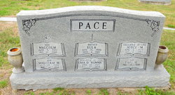 Earl Milton Pace