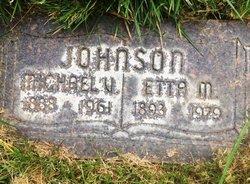 Etta May Johnson