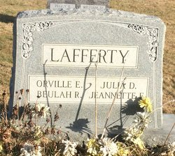 Orville E. Lafferty