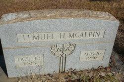 Lemuel H McAlpin