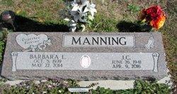 J. C. Manning