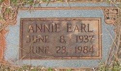 Annie Earl