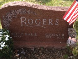 Betty Marie Rogers