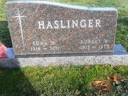 Robert Werner Haslinger